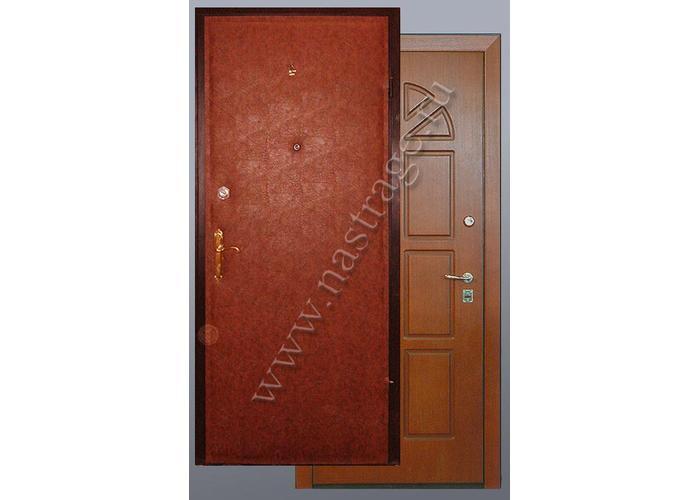 изготовление металлических эконом двери