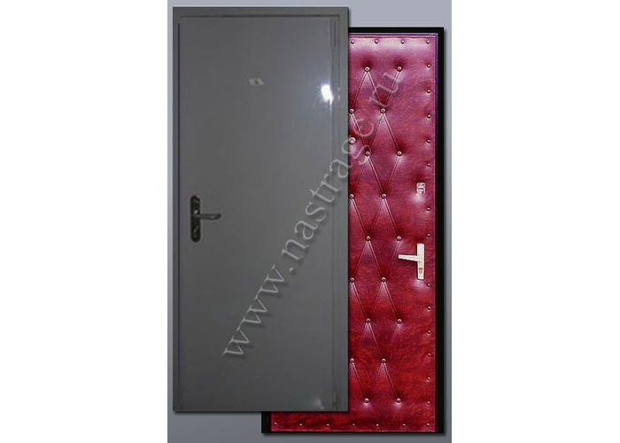 дверь металлическая эконом 5
