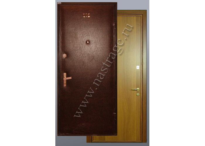 дверь металлическая эконом 4